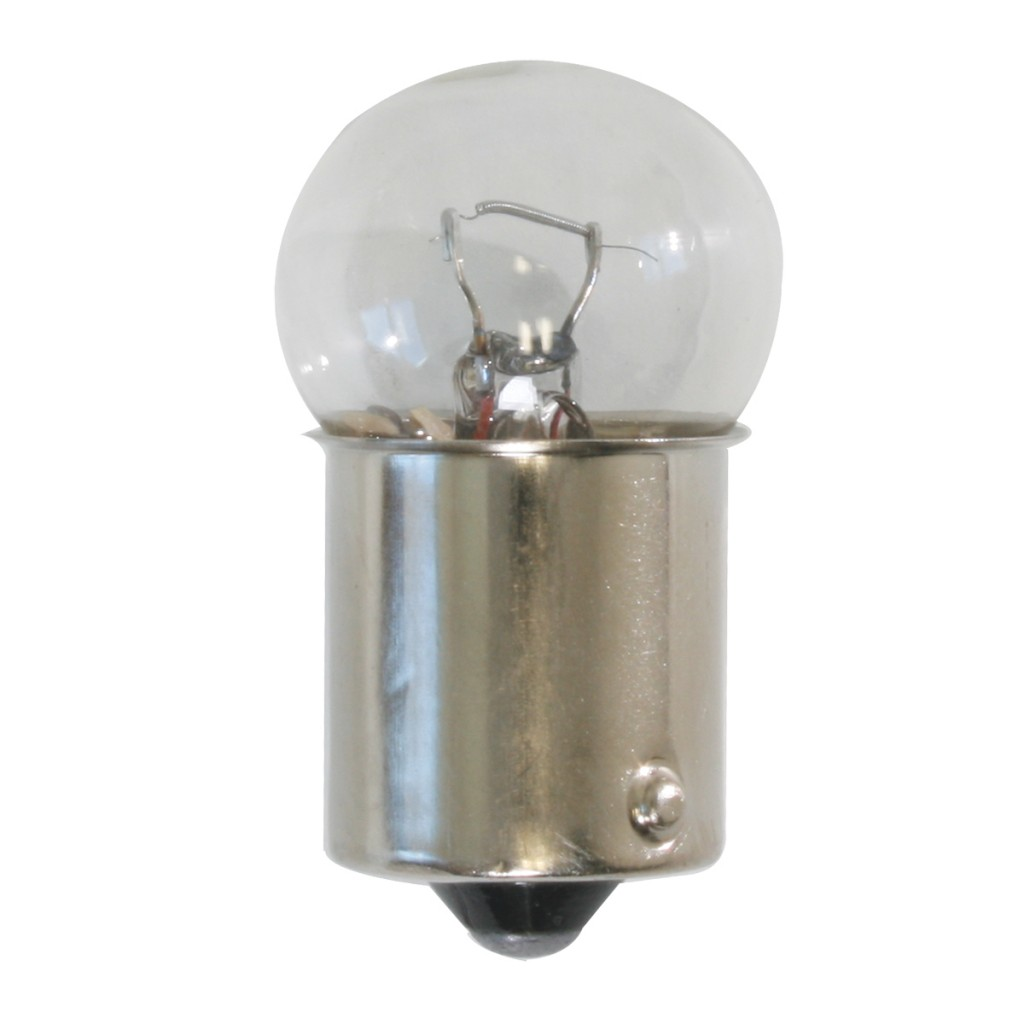 89 Extra Bright Clear Glass Single Function Light Bulb