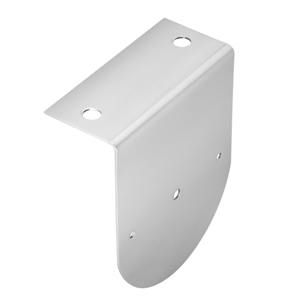 Single Function L Shape Mounting Bracket With Glass Lens