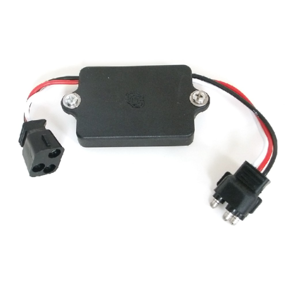 led turn signal flasher harness with resistor