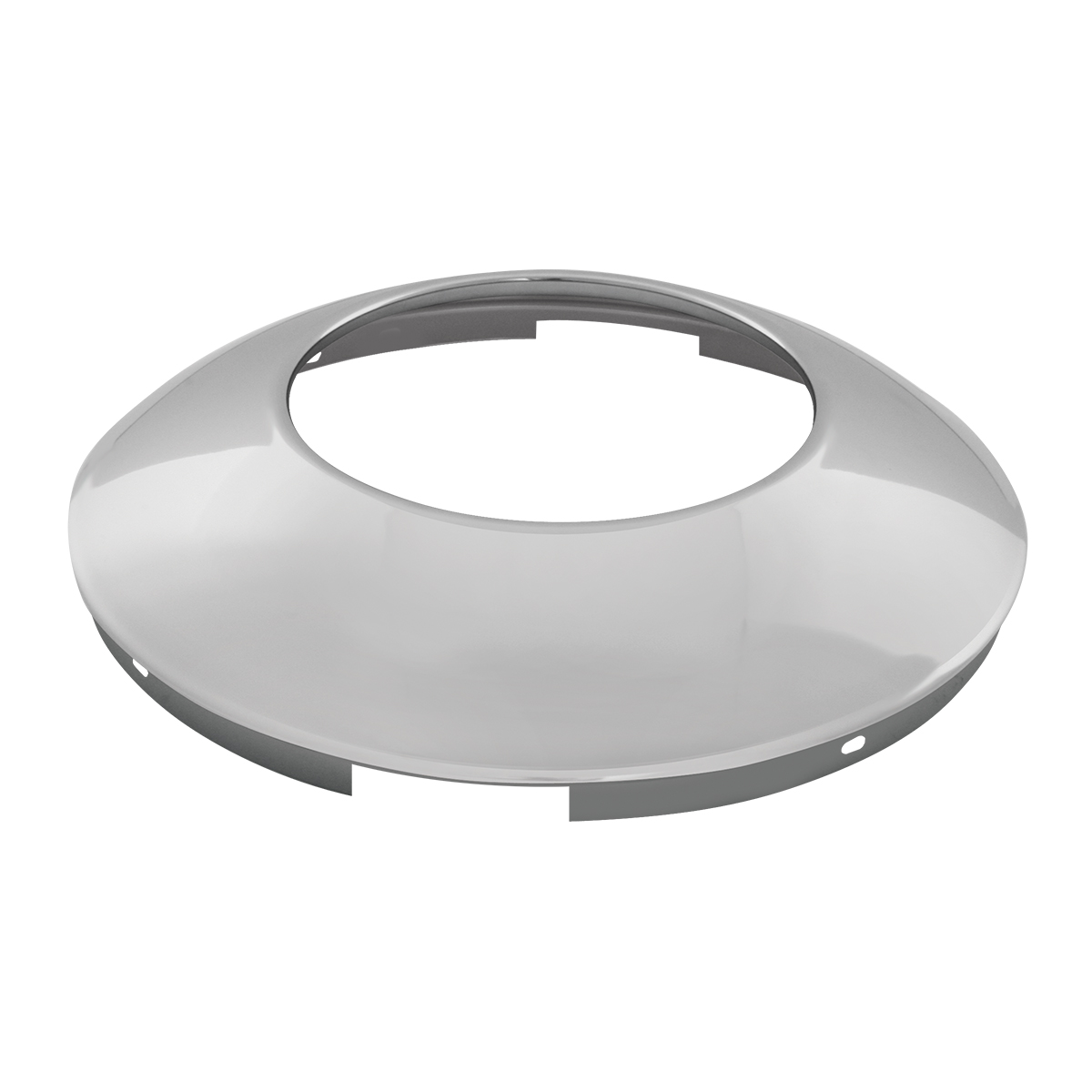 "Chrome Plated ⁷∕₁₆"" Front Hubdometer Cap"