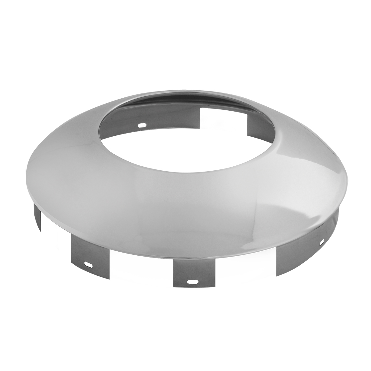 "Chrome Plated 1"" Front Hubdometer Cap"