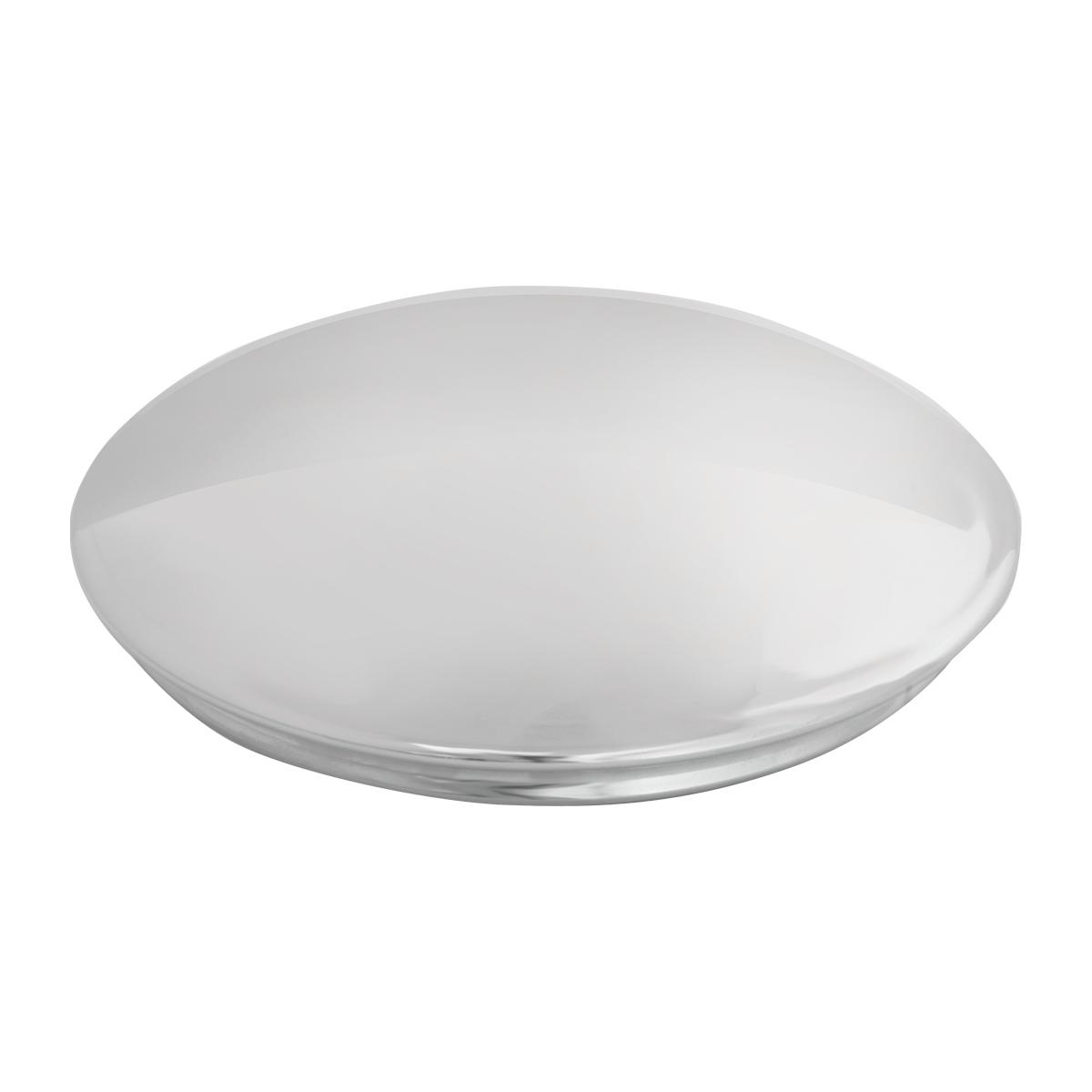 Chrome Plated Rear Hub Cap