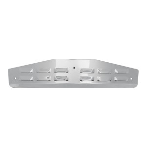 Louver Style Bottom Mud Flap Plates