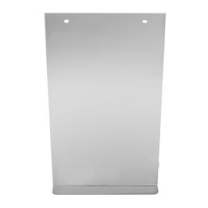 14″ Stainless Steel Anti-Sail Plates