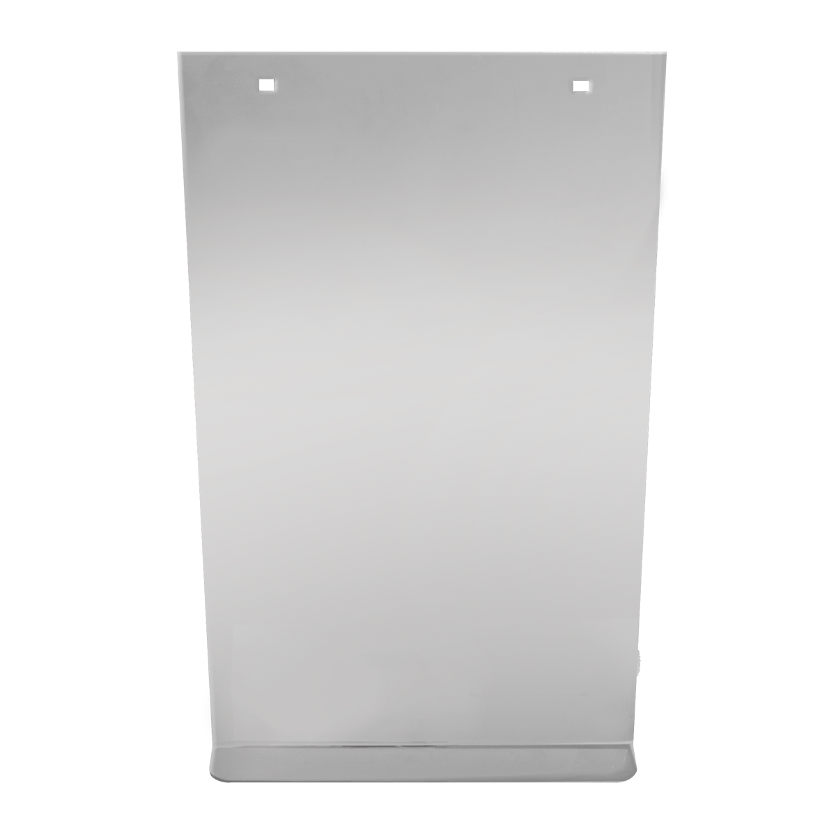 "14"" Stainless Steel Anti-Sail Plate – Plain"