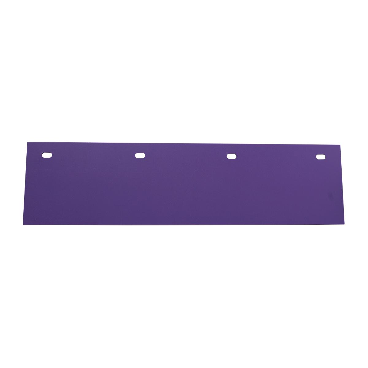 Poly Top Mud Flap – Purple