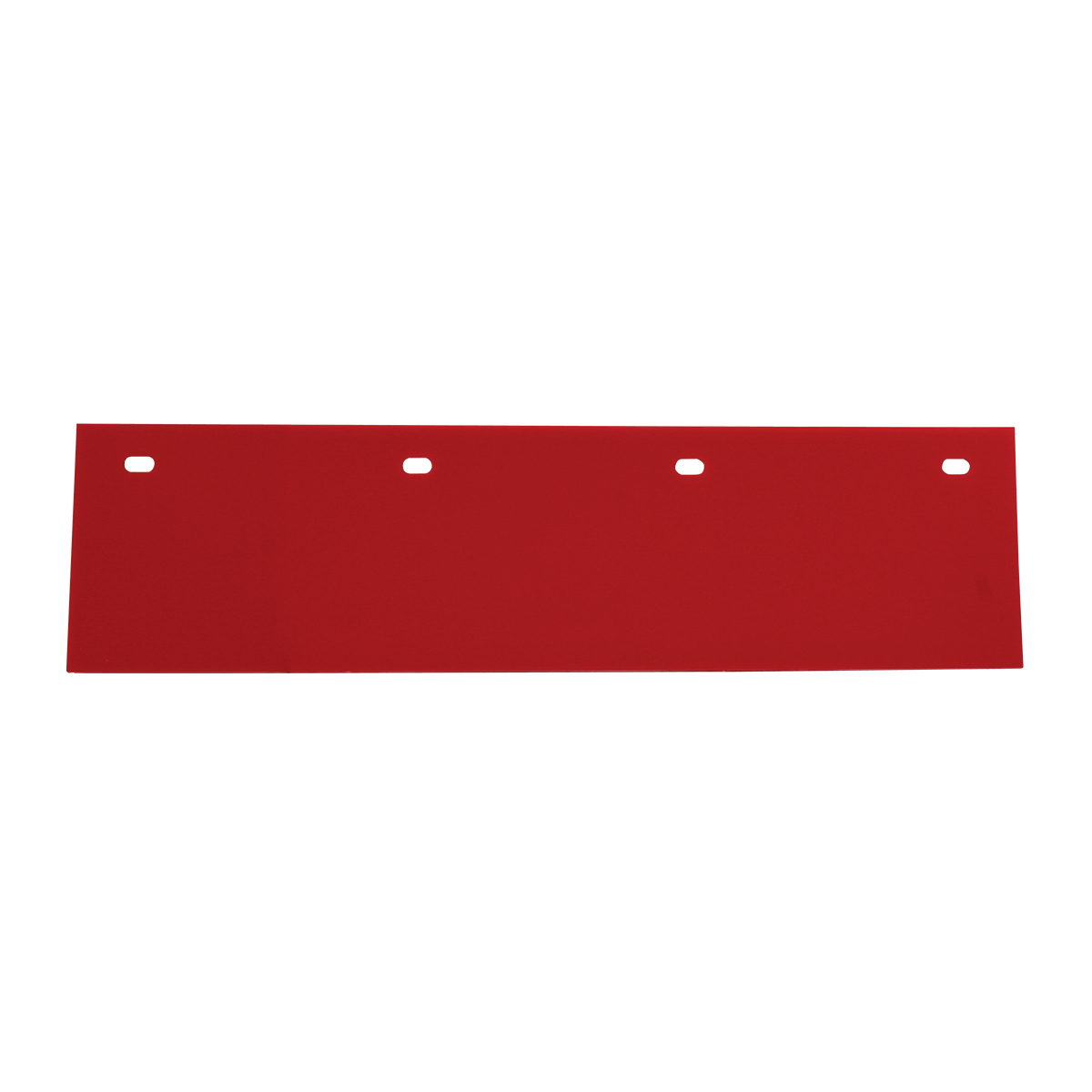 Poly Top Mud Flap – Red