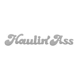 Hauling Ass Cut out