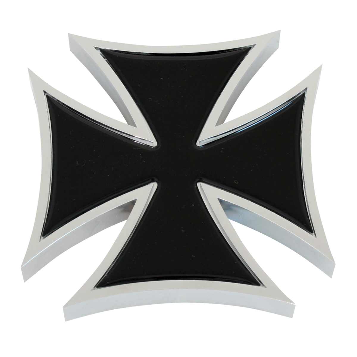 #90240 Iron Cross Accents with Black Color Sticker