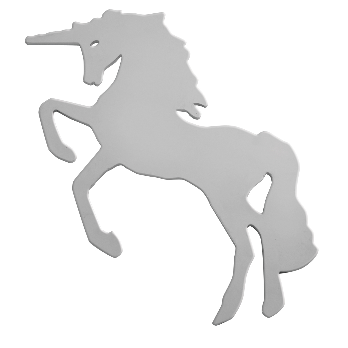 #94046 Small Unicorn Cut Out - Facing Left