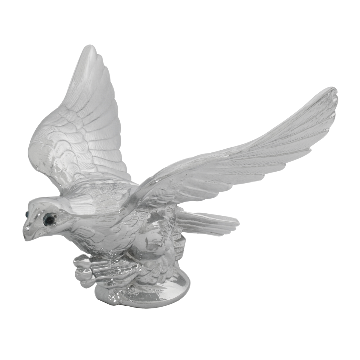 Falcon hood ornament - Flying Eagle Hood Ornaments Grand General Auto Parts Accessories Manufacturer And Distributor