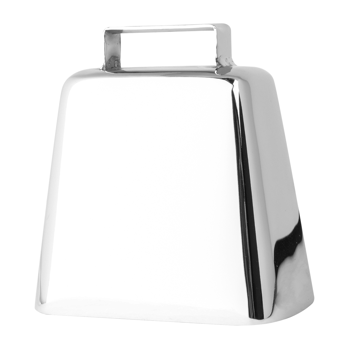 """#57300 Small Cow Bell - 4"""" (L) x 2 ⅜"""" (W) x 3 ¾"""" (H)"""