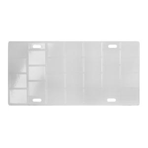 Aluminum Permit Sticker Holder
