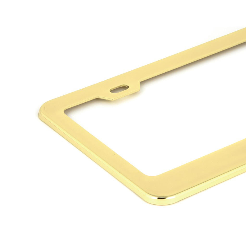 Usa Scripted License Plate Frames With 2 Holes Grand