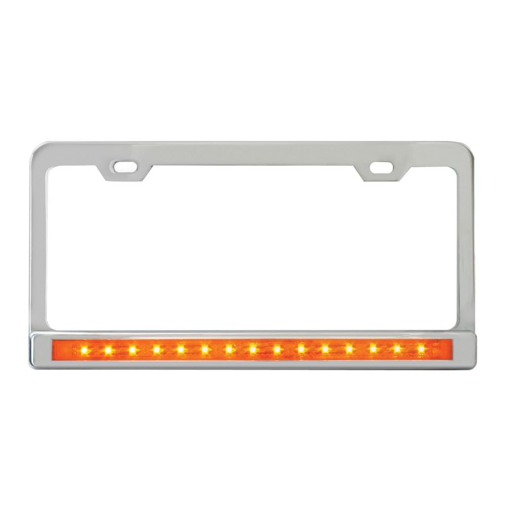 Novelty License Plate Frames