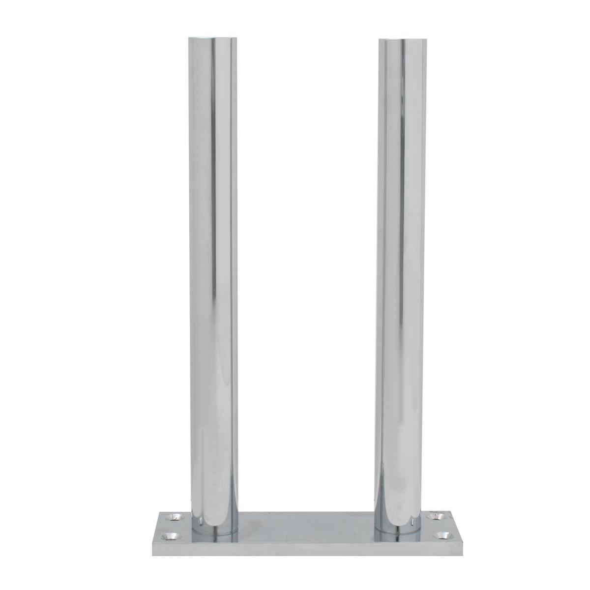 "11"" Chrome Stand Set"