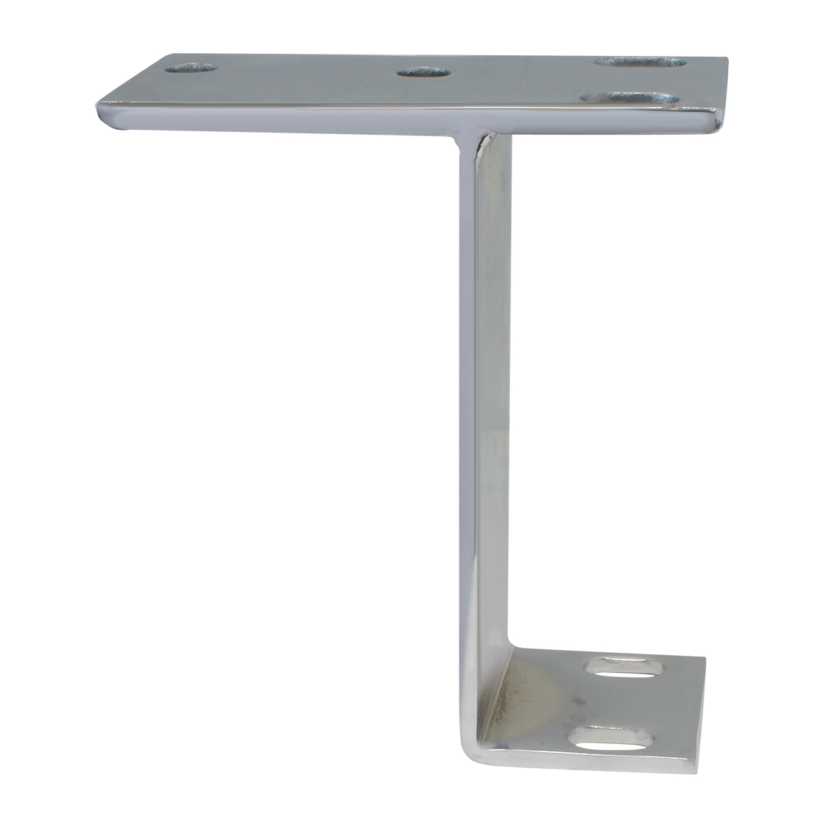 #80141 Chrome Plated Steel Mounting Bracket