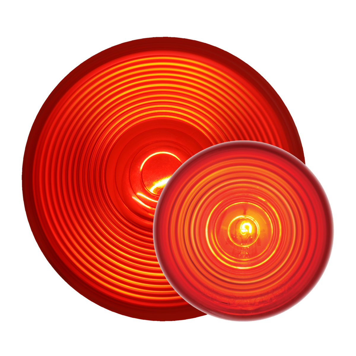 #80471/#78315 Incandescent Red/Red - Flat