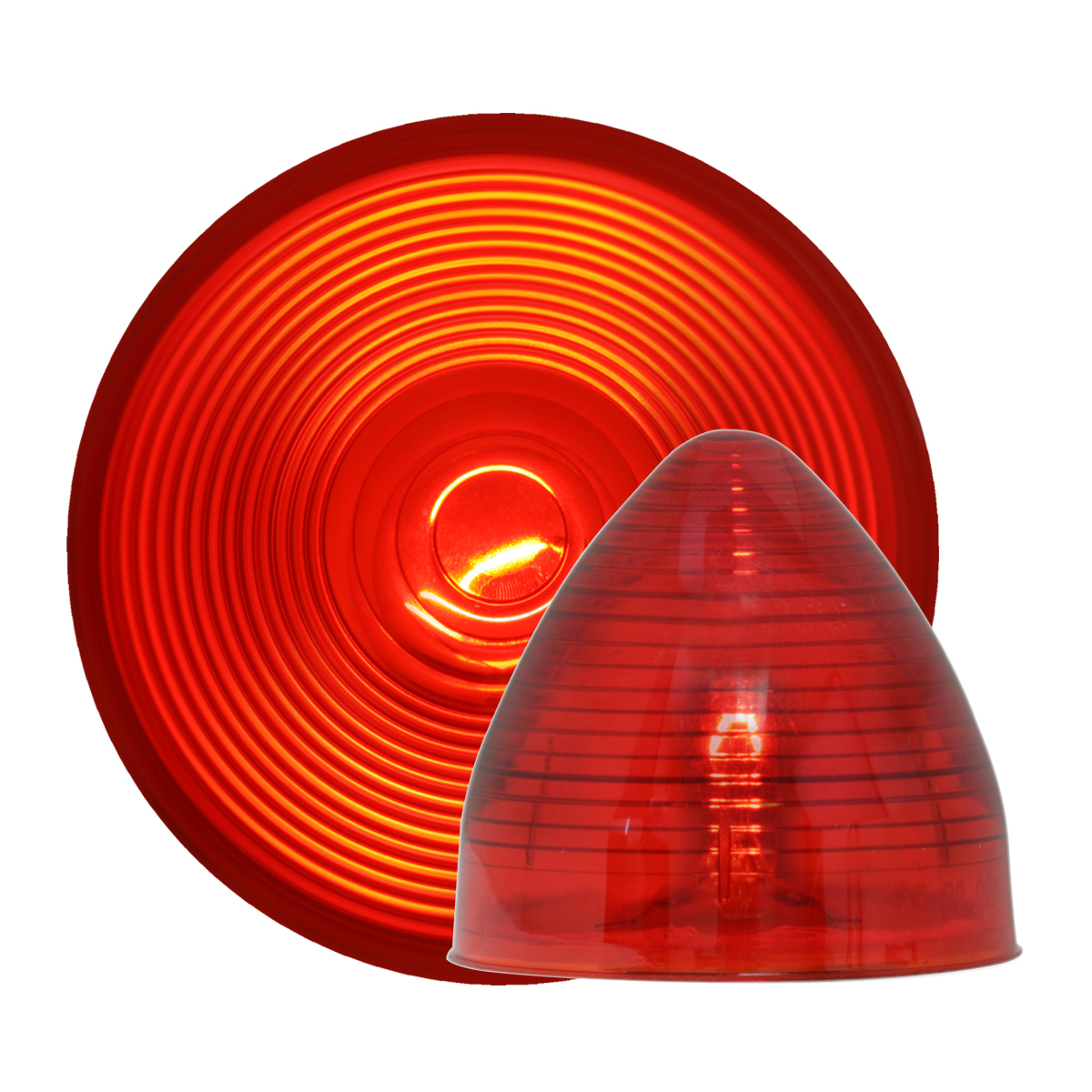 #80471/#82835 Incandescent Red/Red - Beehive