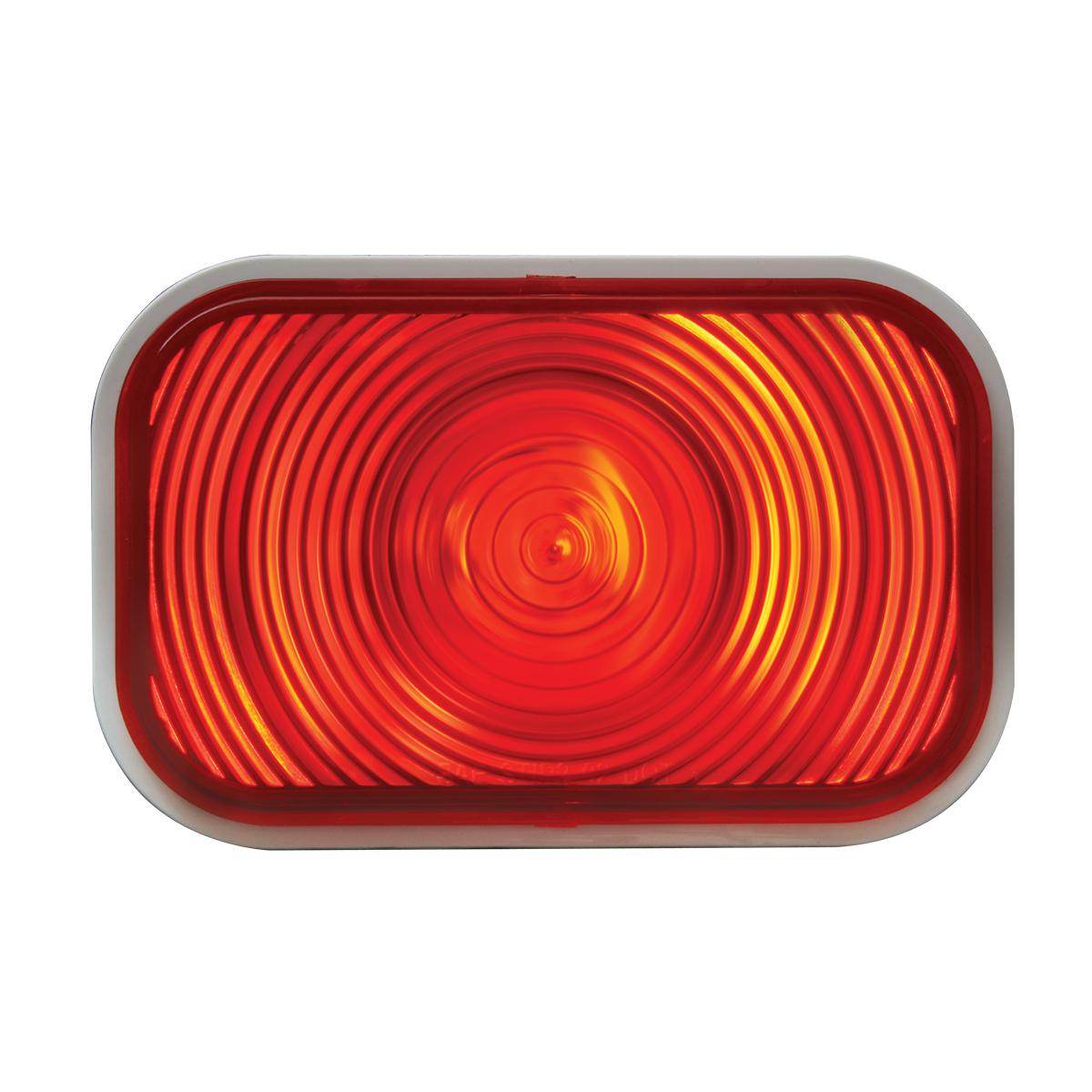 #80785 Incandescent Flat - Red/Red
