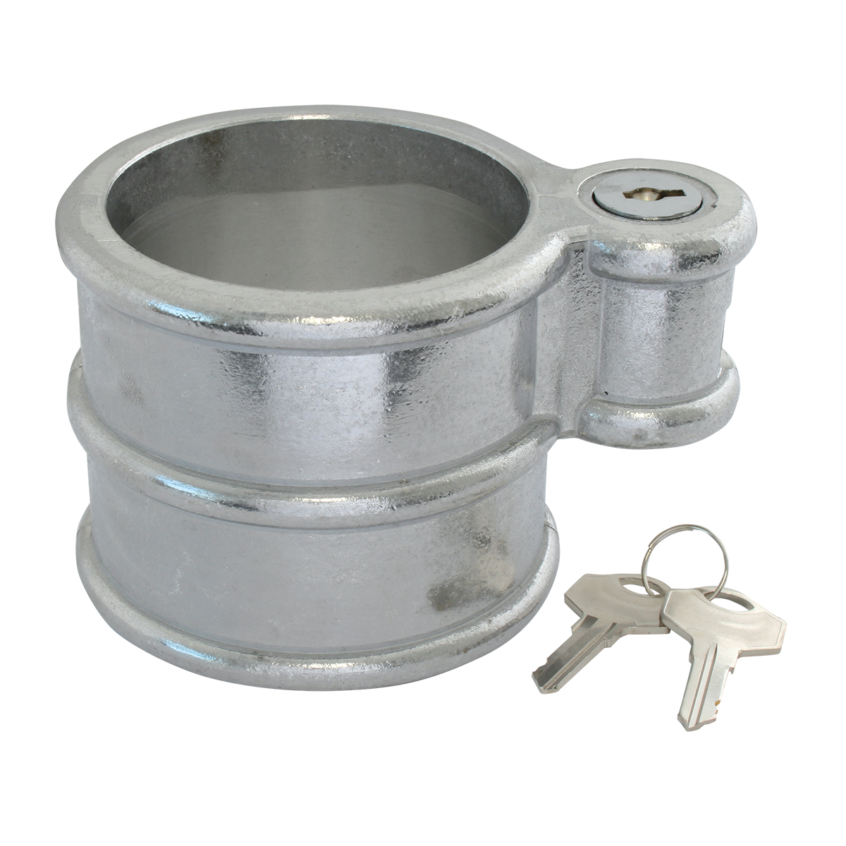 Aluminum Trailer King Pin Lock