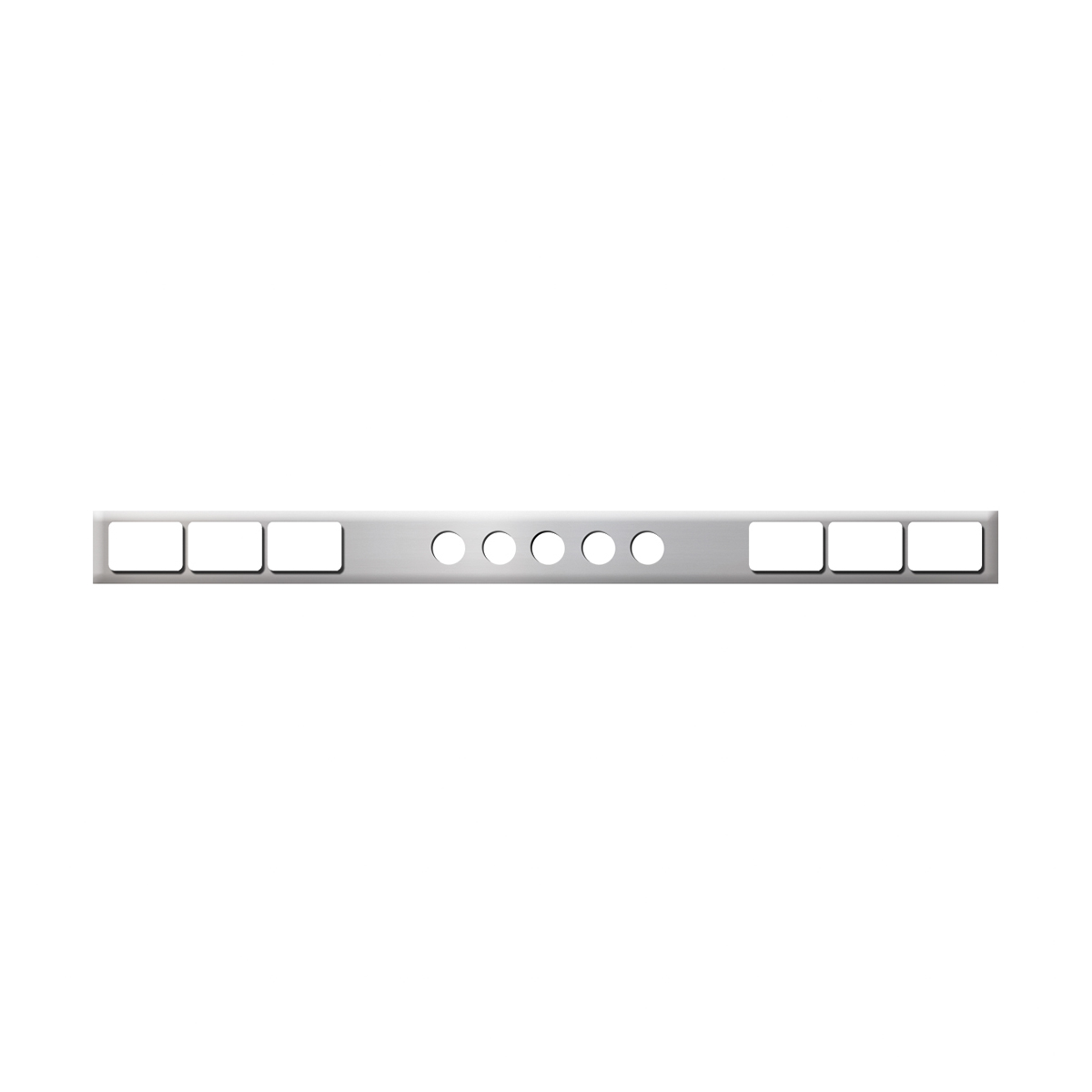 #88019 Chrome Plated Steel Bar Only