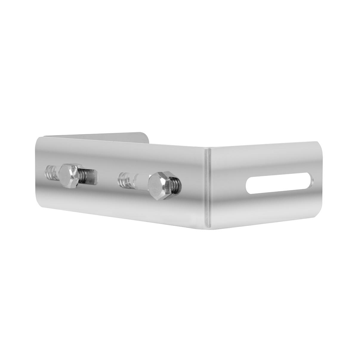 #91137 Chrome Plated Steel Adjustable C.B. Bracket