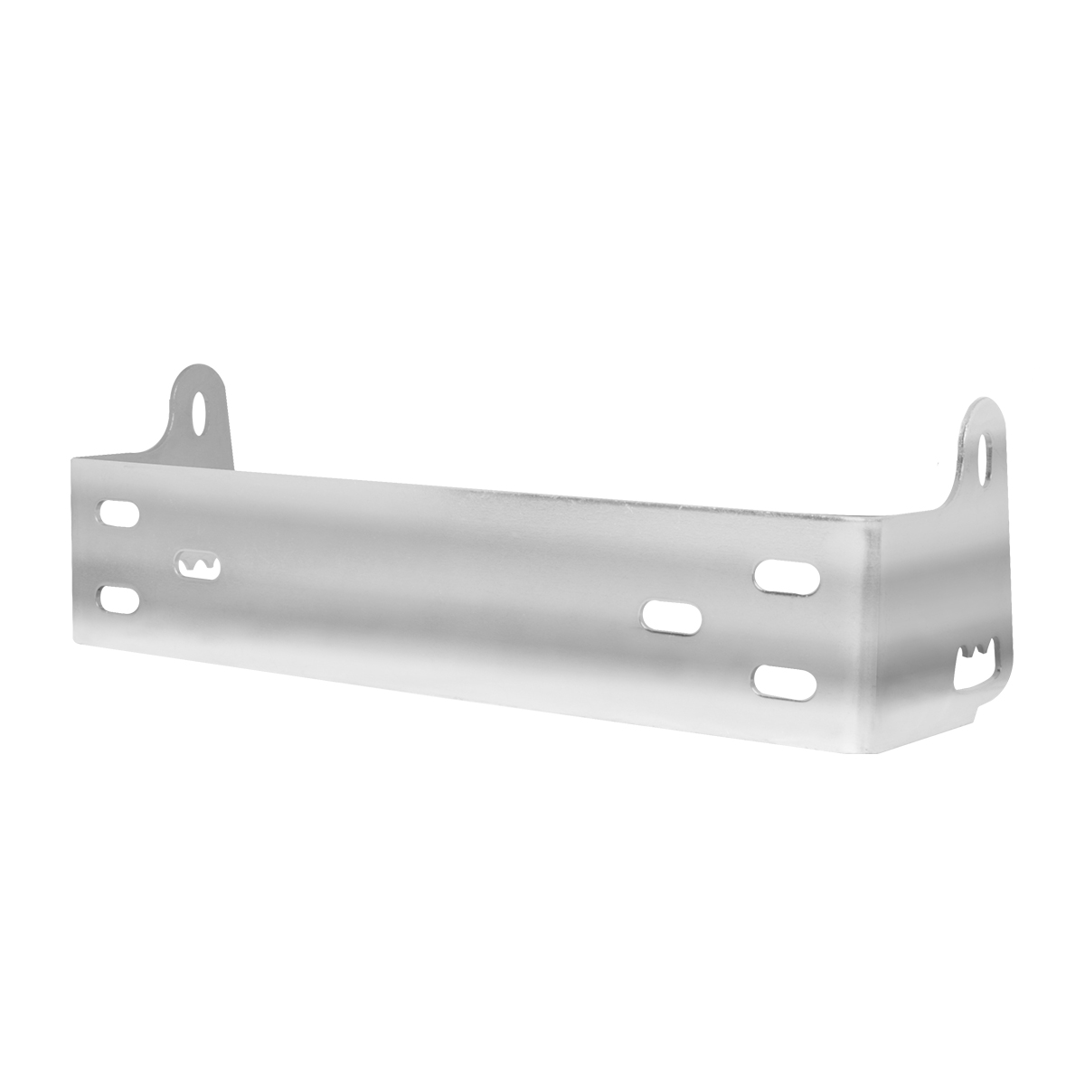Zinc Plated Universal Mounting Bracket for C.B. Radio