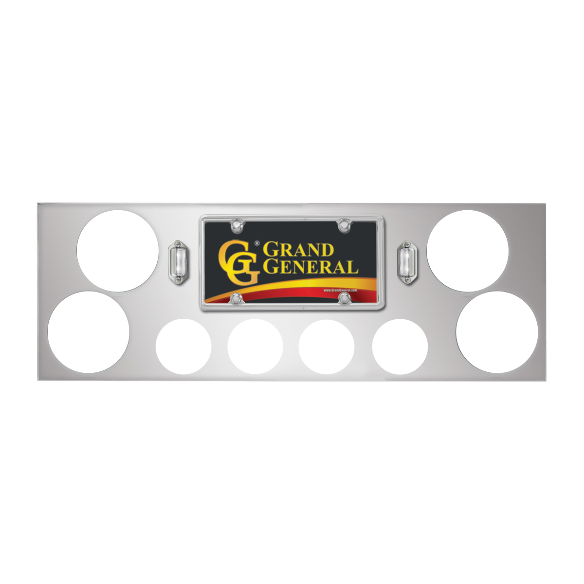 #91919 Stainless Steel Panel Only
