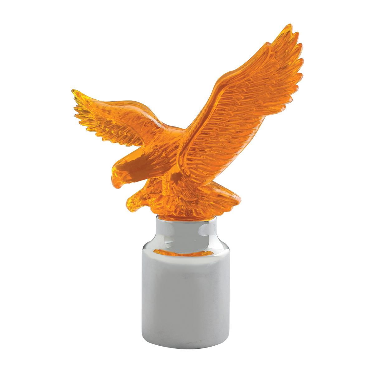 #94115 Chrome Amber Eagle Len