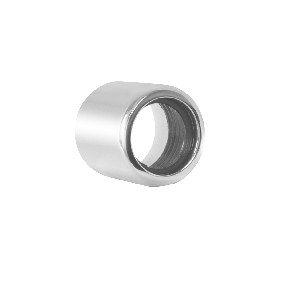 #94130 Chrome Plated Steel Cap Only