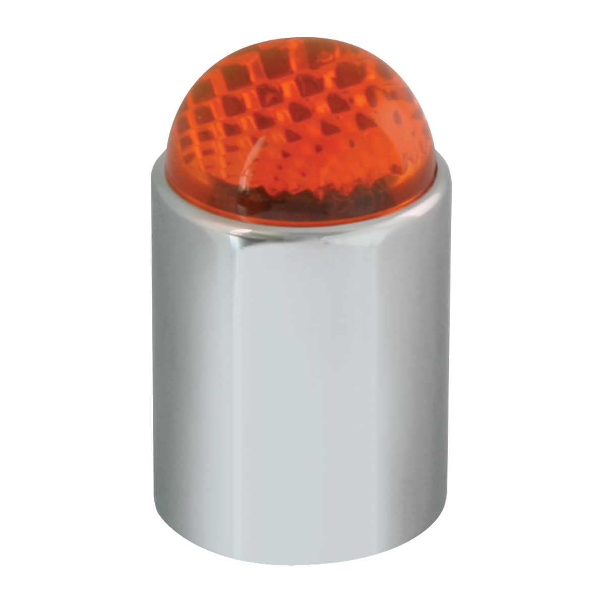 #94730 Amber Full Moon Lens with Stainless Steel Cap
