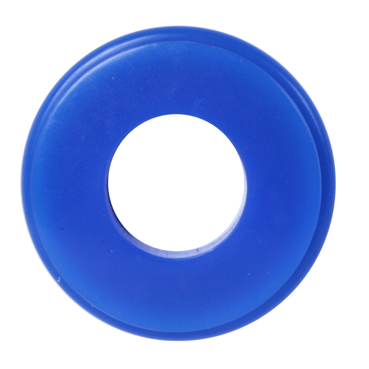 Double Lip/Flat Top Polyurethane Glad Hand Seal – Blue