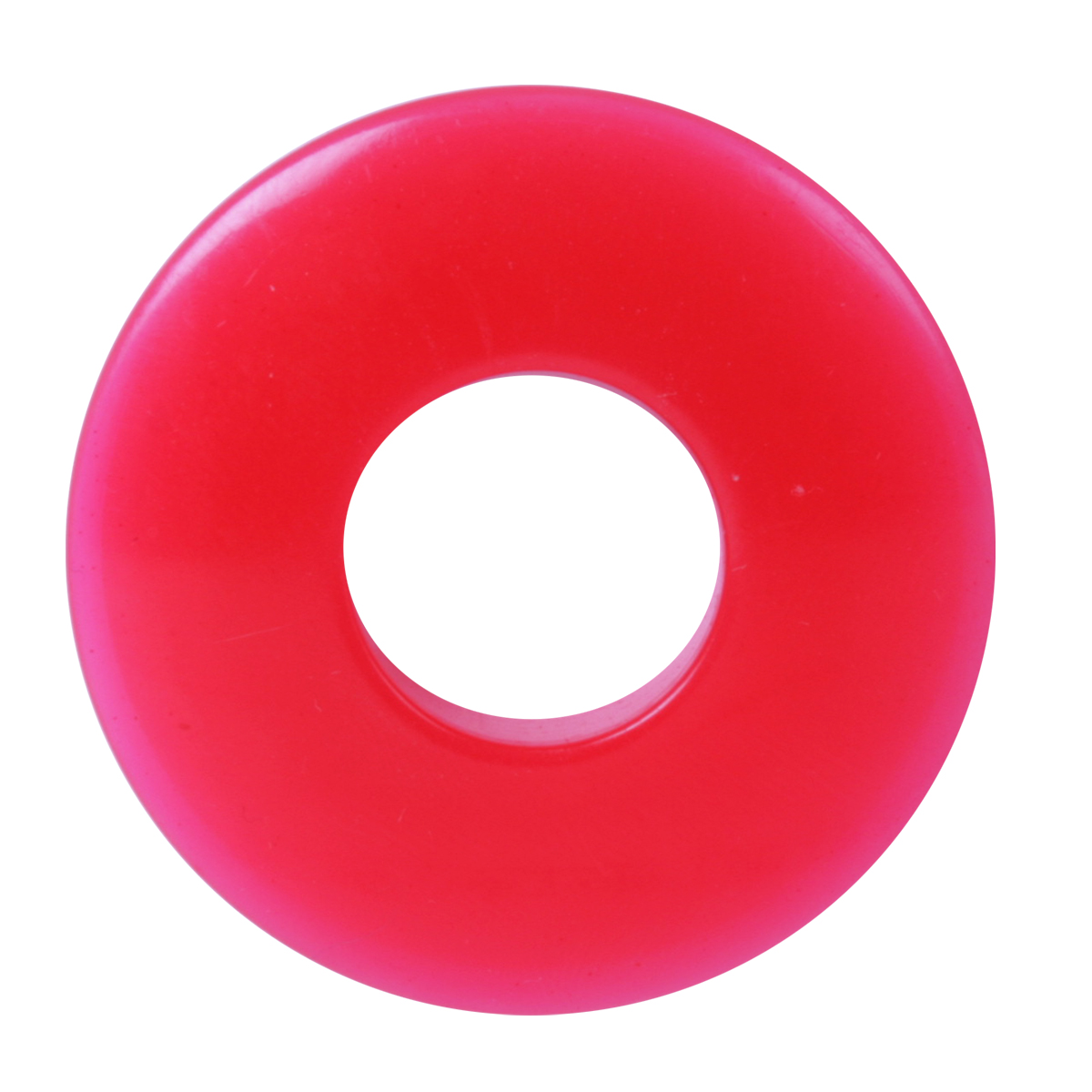Double Lip/Flat Top Polyurethane Glad Hand Seal – Red
