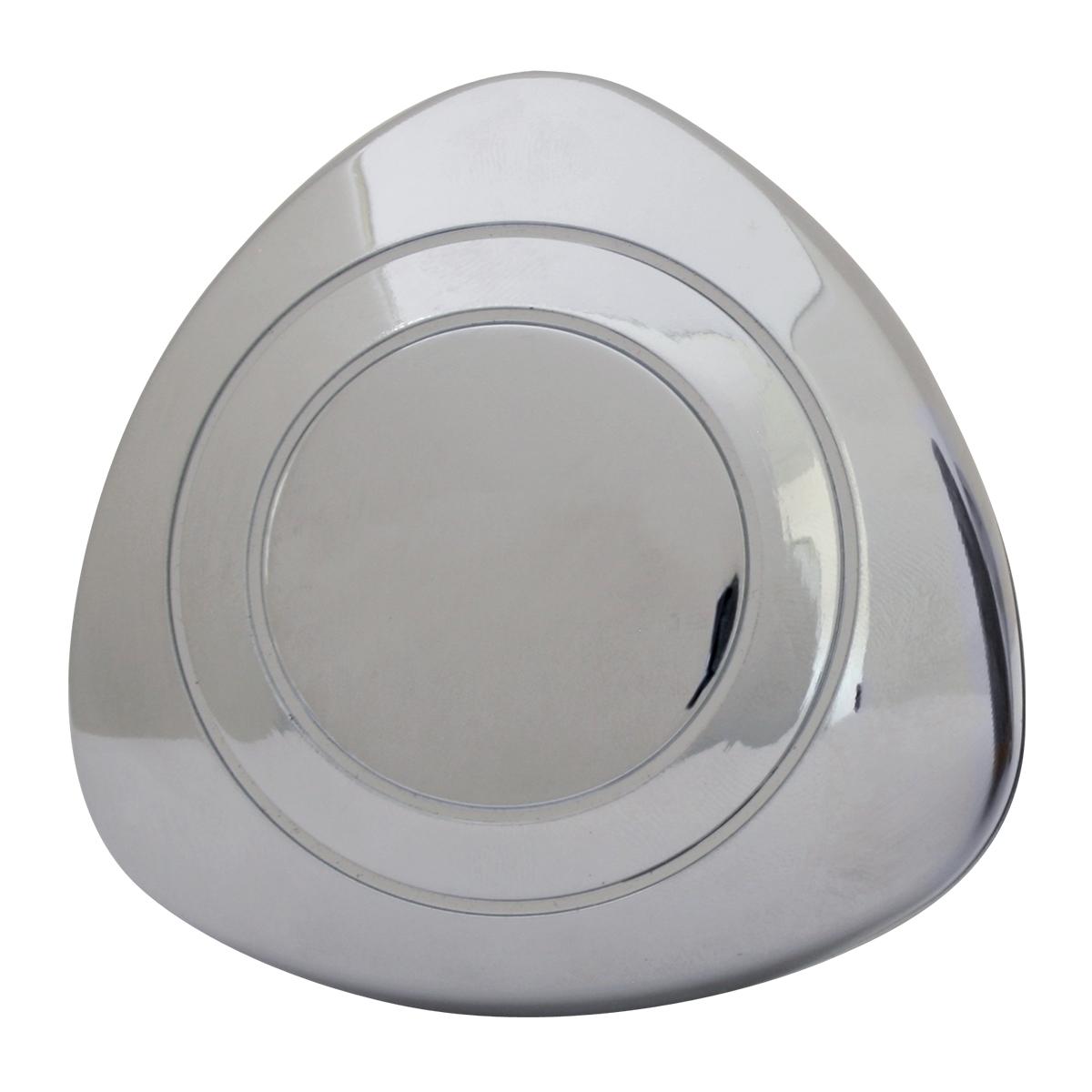 80103 Chrome Plastic Steering Wheel Spinner