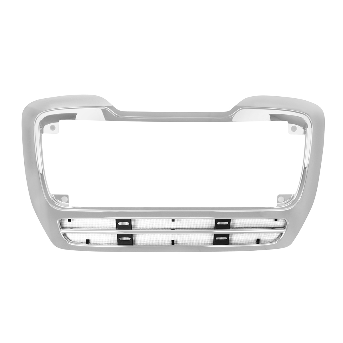 89304 Chrome Plastic Grille Surround with Bug Screen for FL M2 112 Model