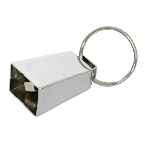 Mini Cow Bell Key Chain