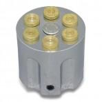 Gun Cylinder Dashboard Control Knobs