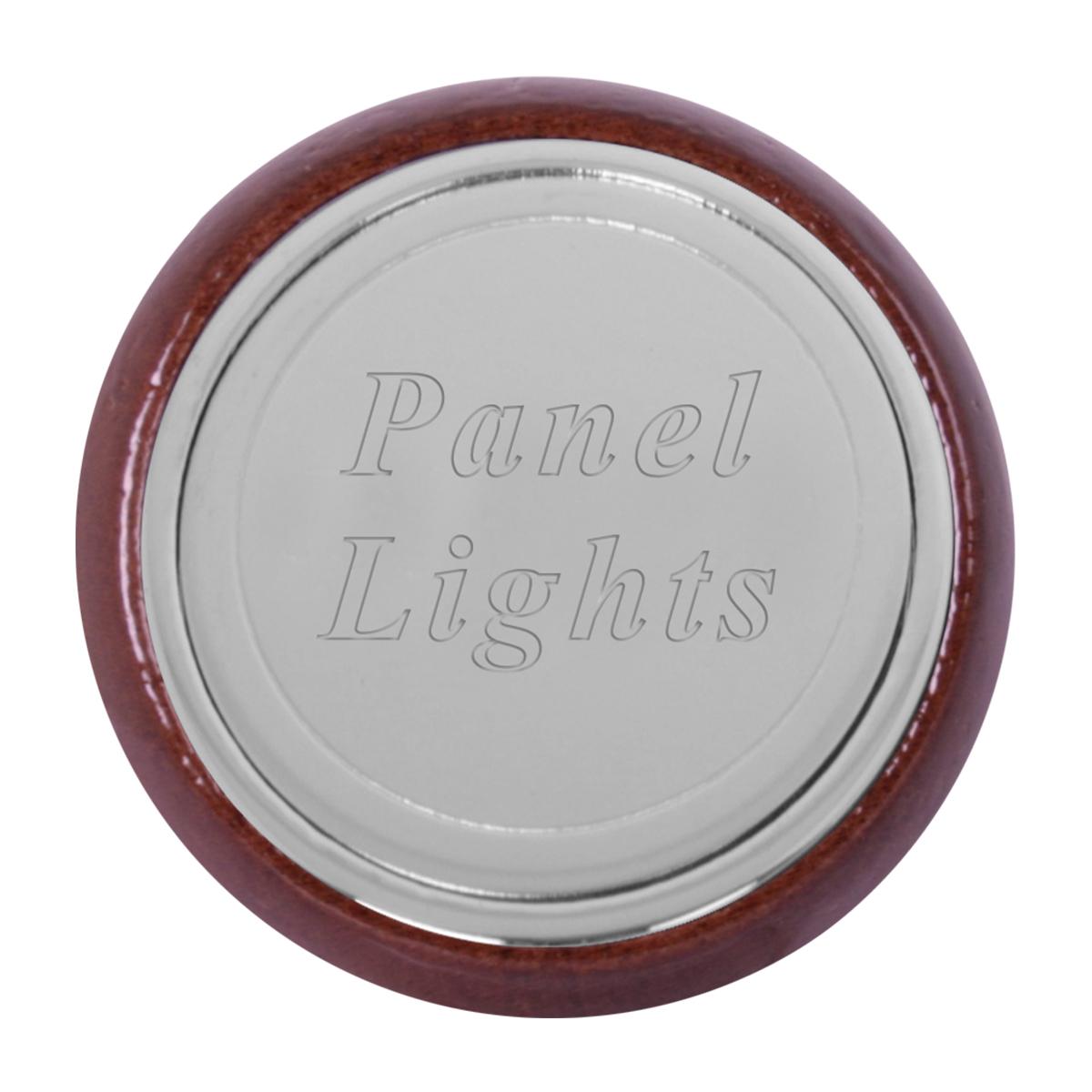 96031 Dashboard Control Knob w/ Panel Light Script