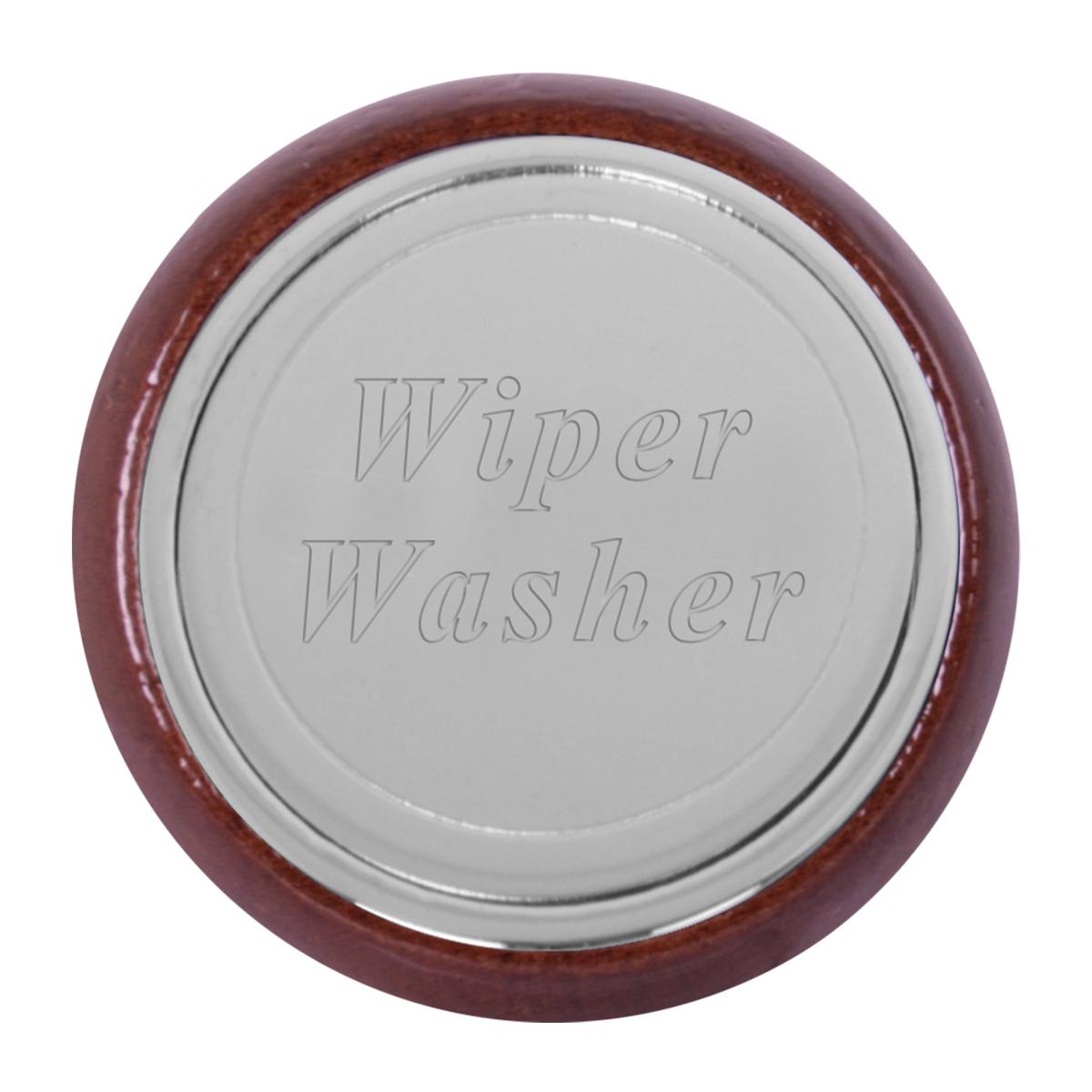 96032 Dashboard Control Knob w/ Wiper/Washer Script