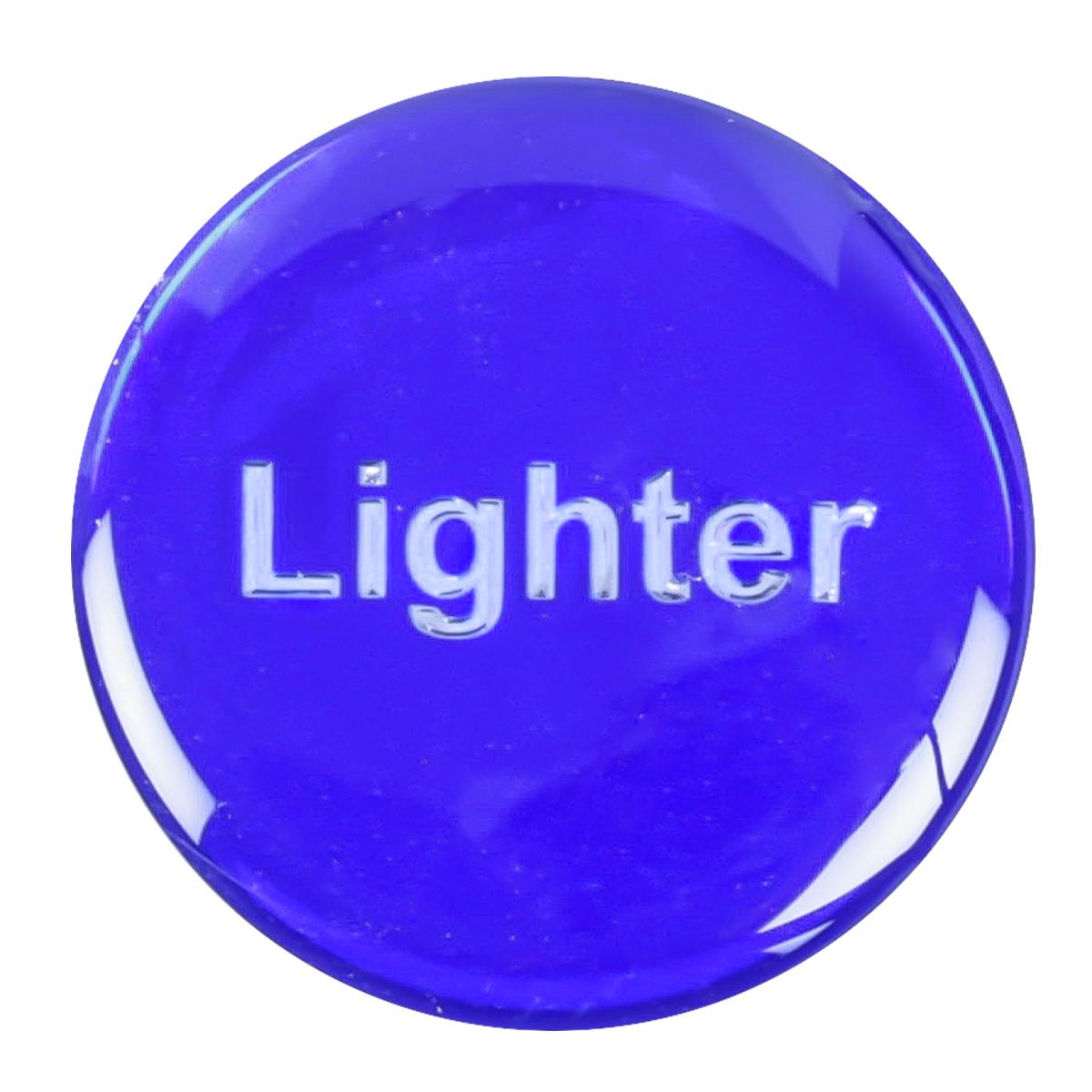 96251 Blue Sticker for Cigarette Lighter Knob