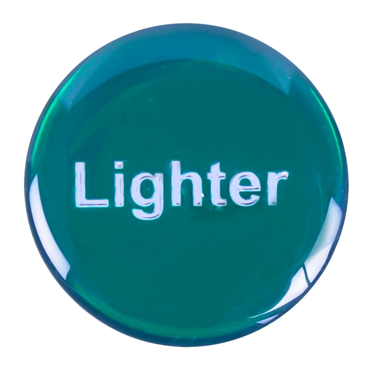 96253 Green Sticker for Cigarette Lighter Knob