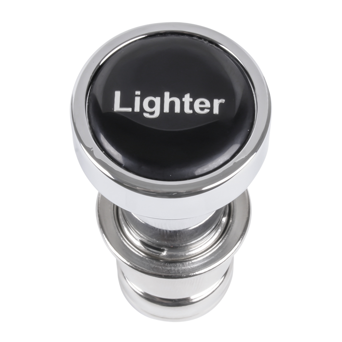 96650 Black Cigarette Lighter