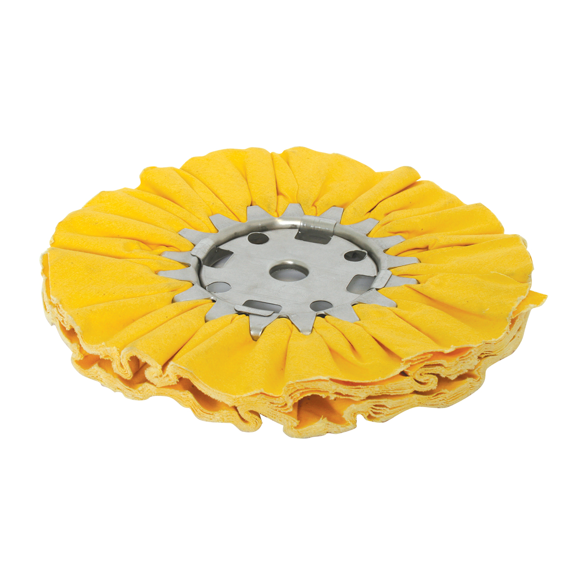 98150 Yellow Treated Airway Buffing Wheels
