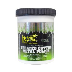 Heavy Metal Polish – Green Cotton
