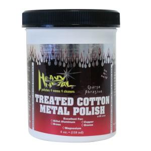 Heavy Metal Polish – Red Cotton