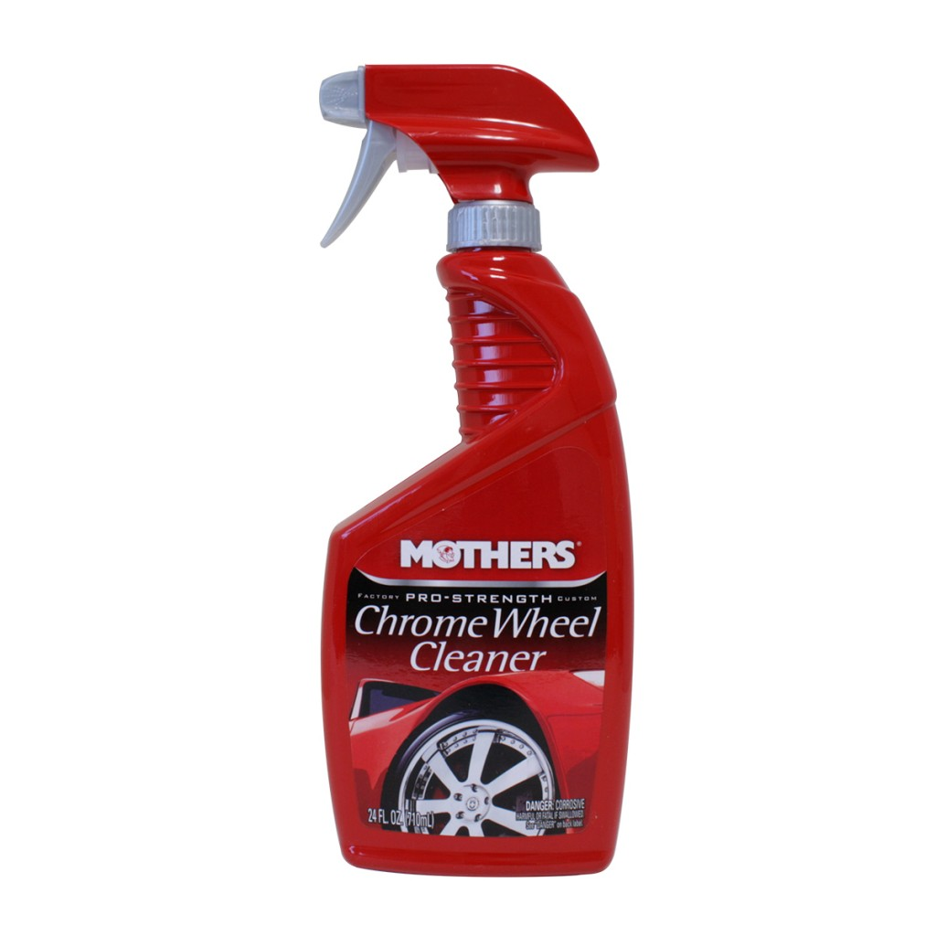 Mothers 174 Multi Purpose Chrome Wheel Cleaner Grand