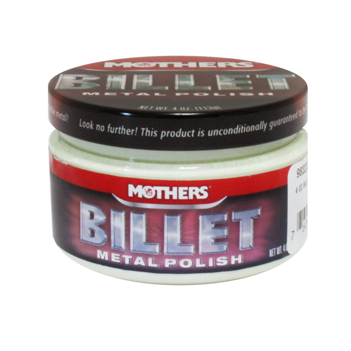 98323 Mothers Billet Metal Polish