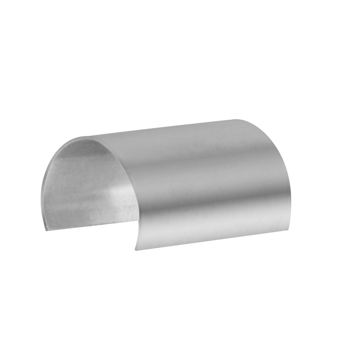 50171 Pete Stainless Steel Door Hinge Cover