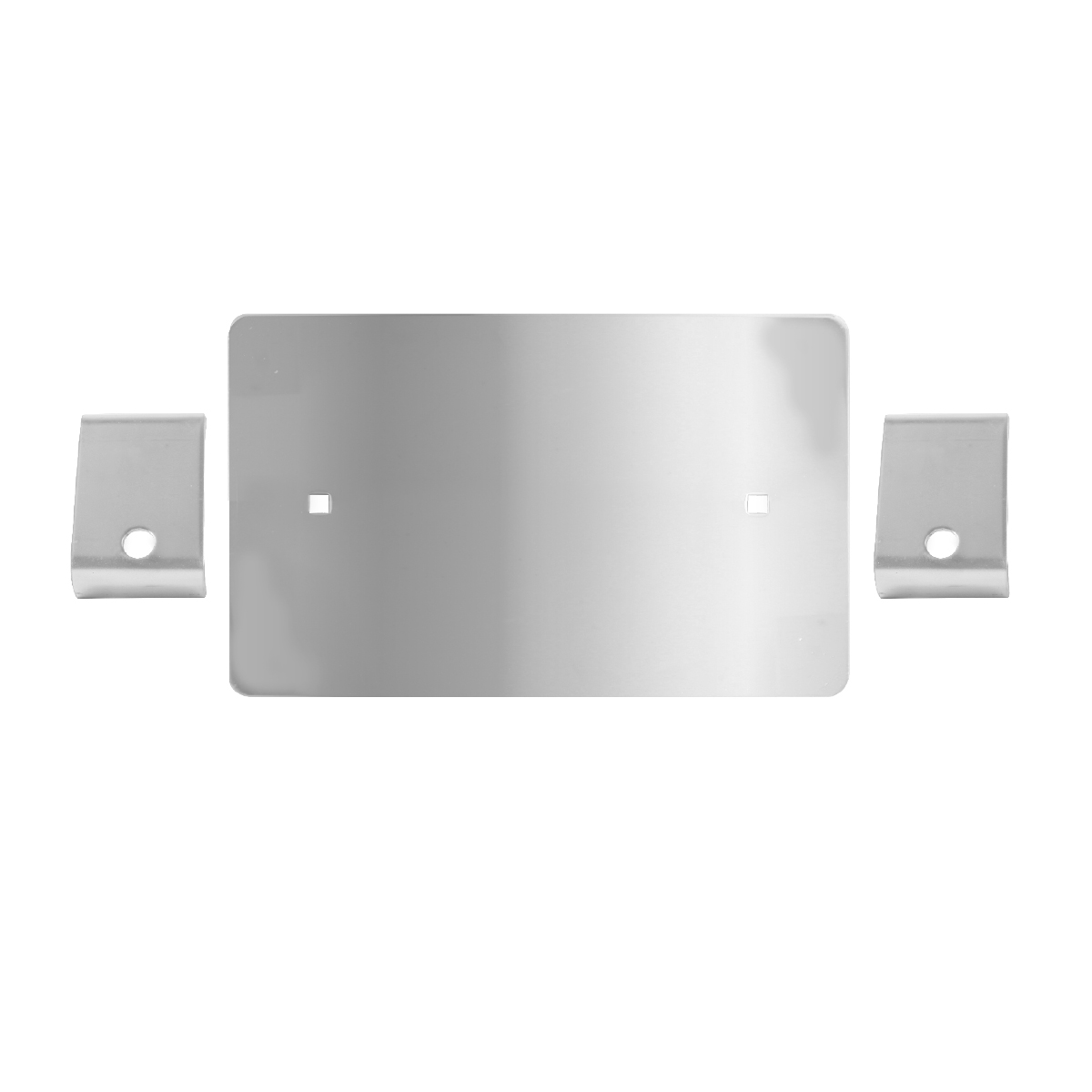 60890 Pete Stainless Steel Tow Pin Cover